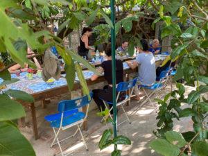 Retreat Blue Indigo Yoga Siem Reap